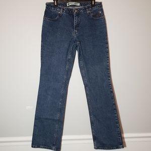 Harley-Davidson Motorcycle Bootcut Jeans Size 10L